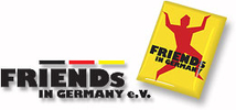 Logo Friends in Germany e.V.